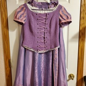 Rapunzel Cosplay Costume